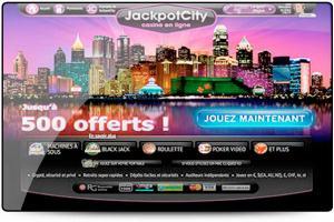 Jackpot City Suisse